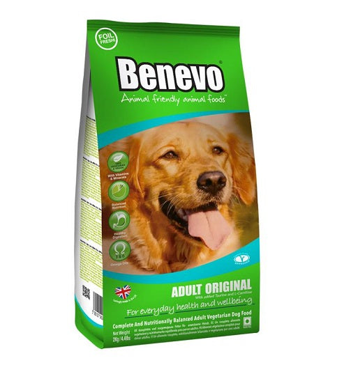 Benevo Vegan Adult Dry Dog Food - 2kg
