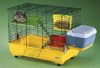 Benny 80 Ferret / Chinchilla / Rabbit Cage 80x48.5x64cm