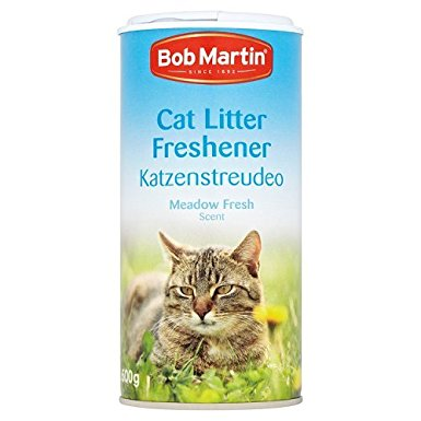 Bob Martin Meadow Fresh Cat Litter Freshener - 500g