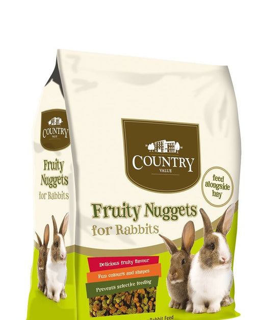 Country Value Rabbit Nuggets - 10kg