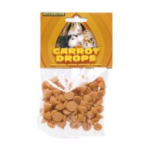 Critter's Choice Carrot Drops Small Animal Treats - 75g