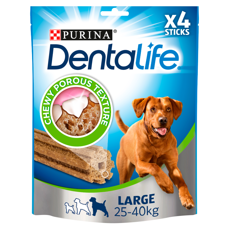 Dentalife Dental Chews For Large Dogs 4 Sticks
