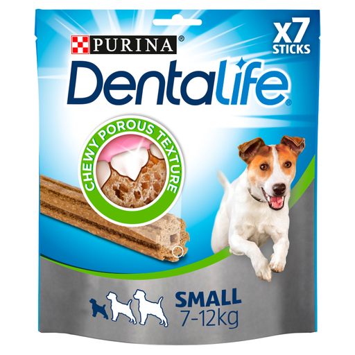 Dentalife Dental Chews For Small Dogs - 7 Sticks