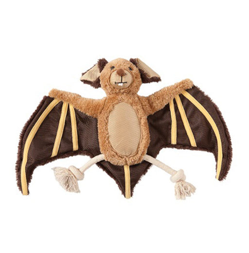 Danish Design Bertie The Bat Dog Toy - 10""