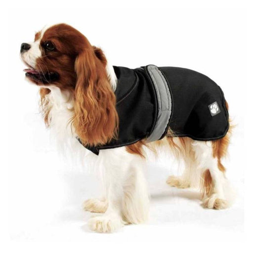 Danish Design Black 2 In 1 Dog Coat