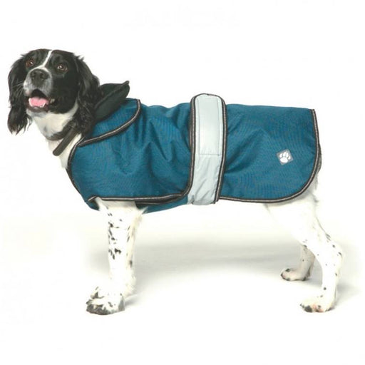 Danish Design Blue 2 in 1 Dog Coat