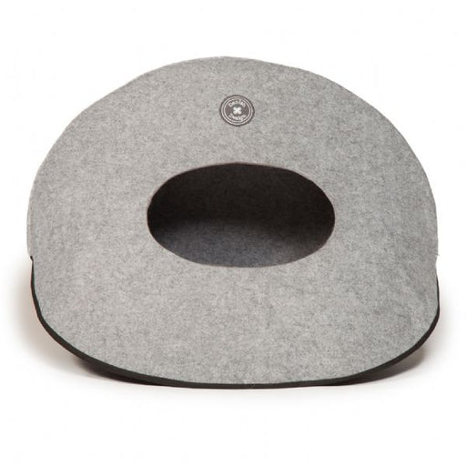Danish Design Cat Grey Pebble Cat Bed