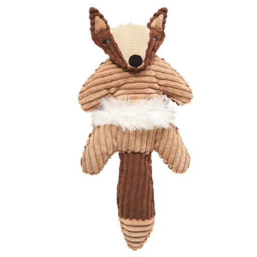 Danish Design Fergus The Fox Dog Toy - 18""
