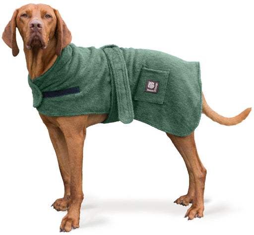 Danish Design Green Dog Robe