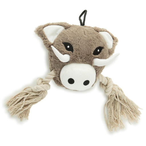 Danish Design Harold The Hog Dog Toy - 10""