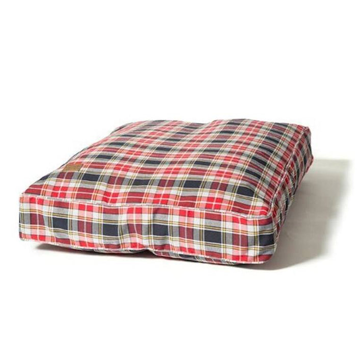 Danish Design Lumberjack Grey/ Red Box Duvet