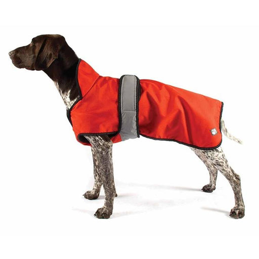Danish Design Orange 2 in 1 Dog Coat