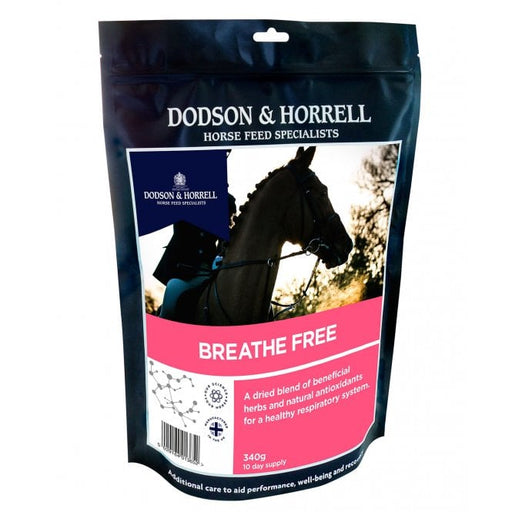 Dodson and Horrell Breathe Free With QLC for Horses - 340g