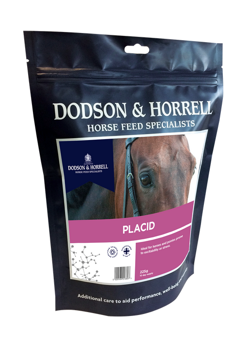 Dodson and Horrell Placid for Horses - 225g