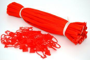 Empty Peanut Nets & Clips Set 50