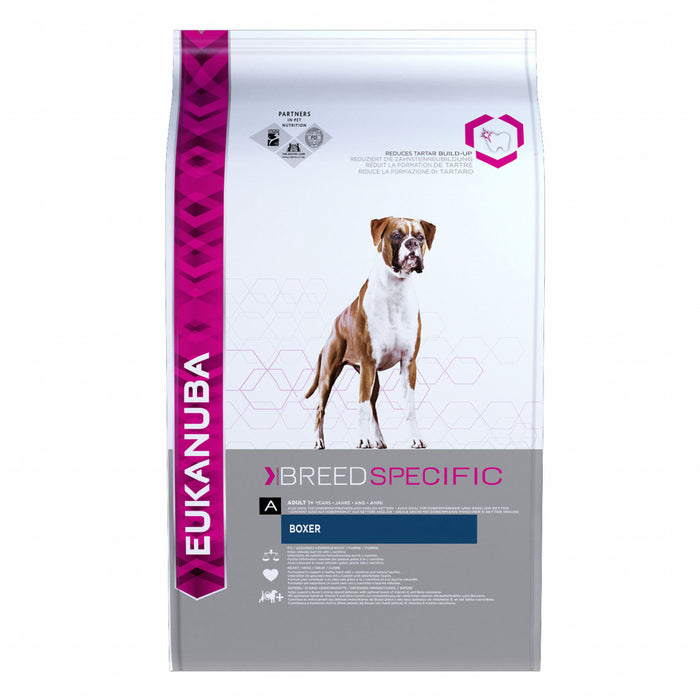Eukanuba Breed Specific Boxer Dry Dog Food 12kg