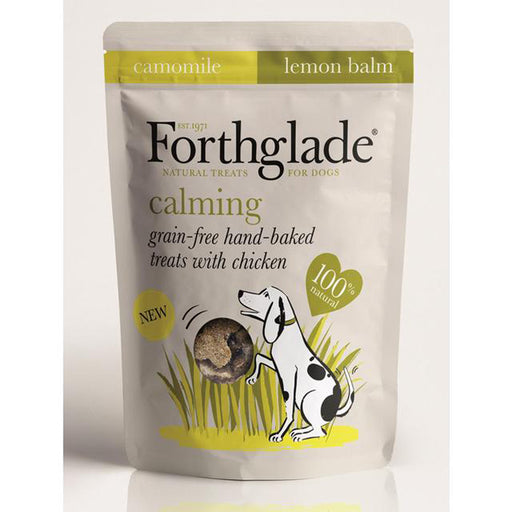 Forthglade Hand Baked Calming Treats for Dogs - 150g