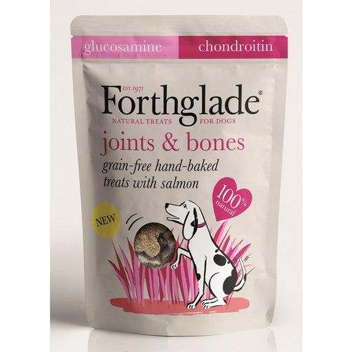 Forthglade Hand Baked Joints and Bones Treats for Dogs - 150g