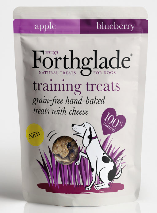 Forthglade Hand Baked Training Treats for Dogs - 150g