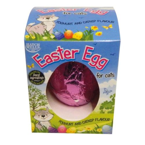 Hatchwell Easter Egg For Cats - 40g