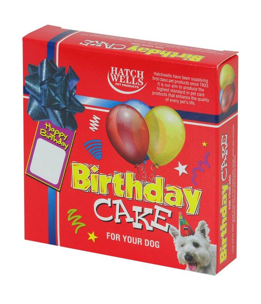 Hatchwells Birthday Cake for Dogs