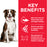 Hill's Science Plan Adult Healthy Mobility Medium Chicken Dry Dog Food - 14kg