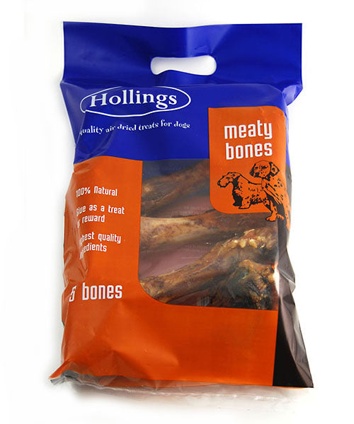 Hollings Meaty Bones Carry Bag 5 Bones