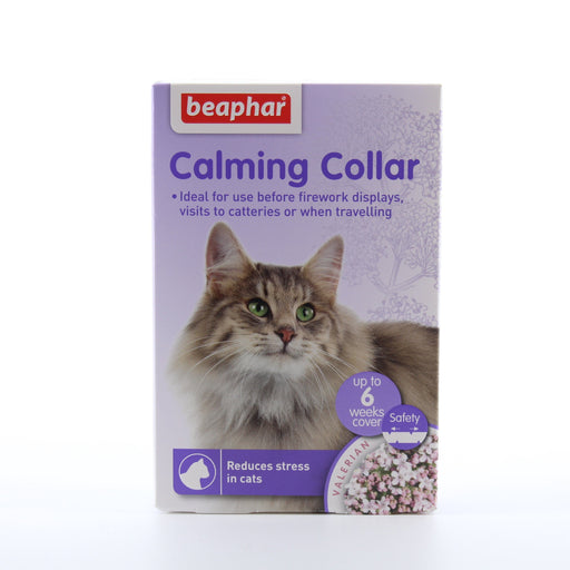 Beaphar Calming Collar For Cats Valerian 35cm