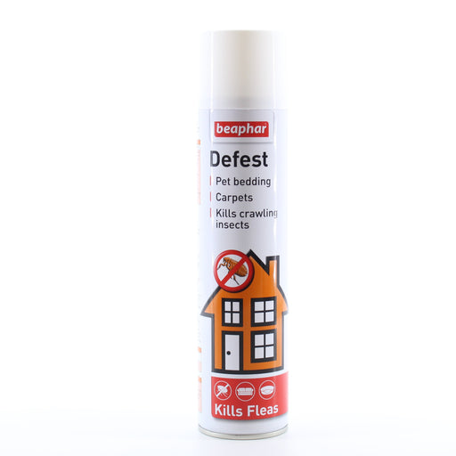 Beaphar Defest 400ml 3 Months Protection Kills Fleas