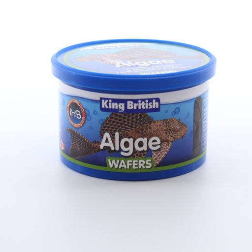 King British Algae Wafers 100g