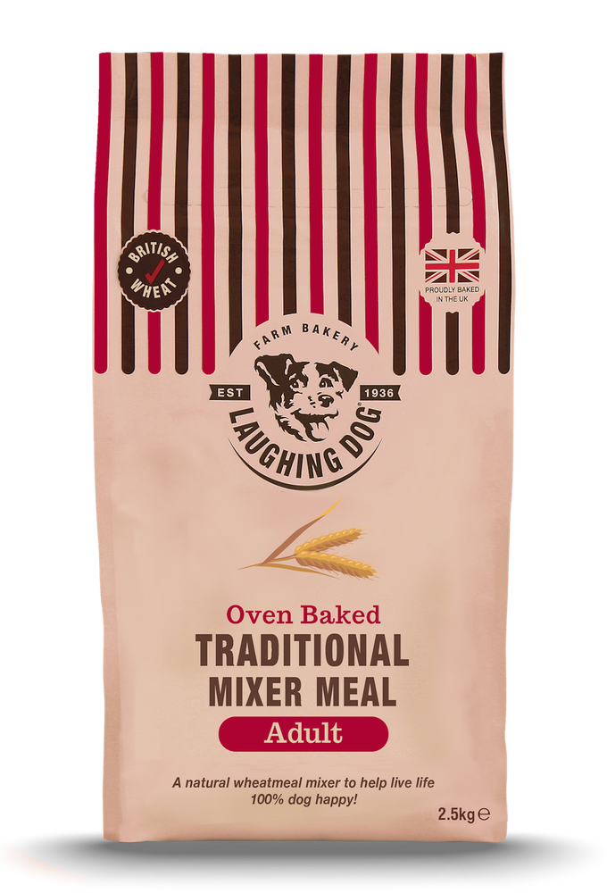 Laughing Dog Mixer Meal - 2.5 kg