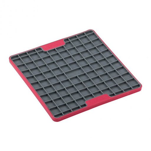 Lickimat Playdate Deluxe Mat Red