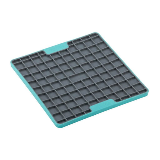 Lickimat Playdate Deluxe Mat Turquoise