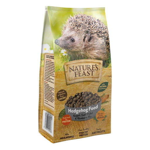 Natures Feast Hedgehog Dry Food - 675g