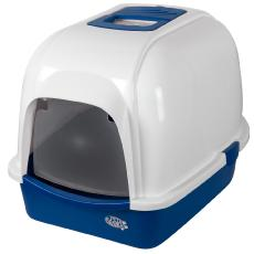 Oval Litter Tray With Hood