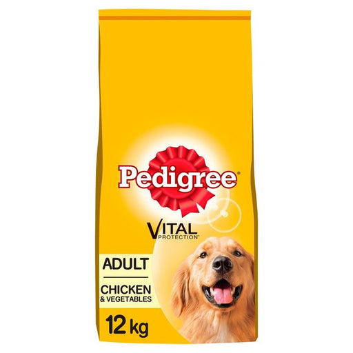 Pedigree Complete Chicken & Veg Dry Dog Food - 12kg 1