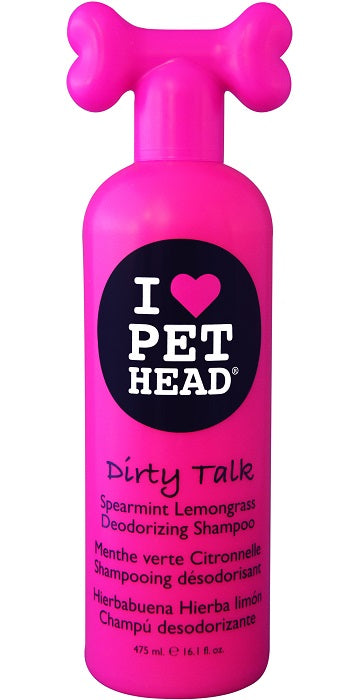 Pet Head Dirty Talk Dog Shampoo 475ml