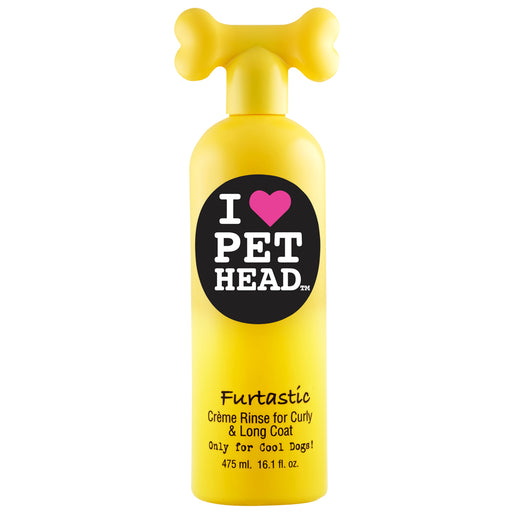 Pet Head Furtastic Cream Dog Coat Conditioner 475ml