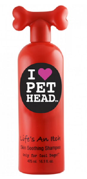 Pet Head Life's An Itch Dog Shampoo 475ml
