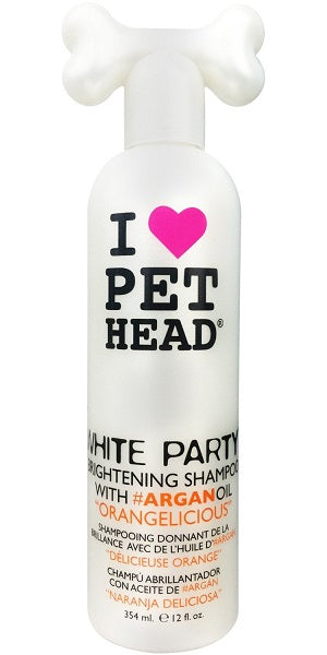 Pet Head White Party Brightening Dog Shampoo - 354ml