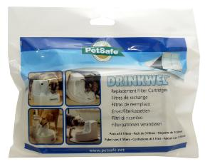 Petsafe Drinkwell Filter 3pack