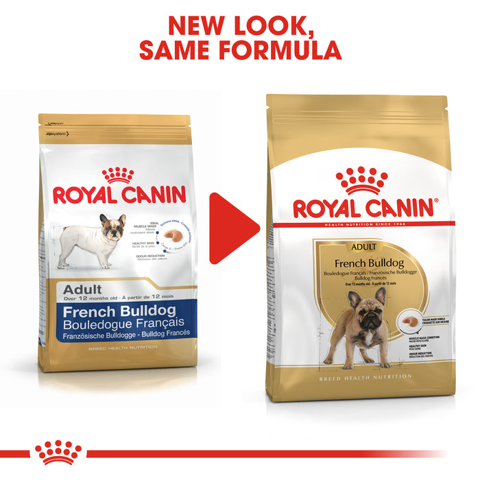 Royal Canin Adult French Bulldog Dry Dog Food - 9kg