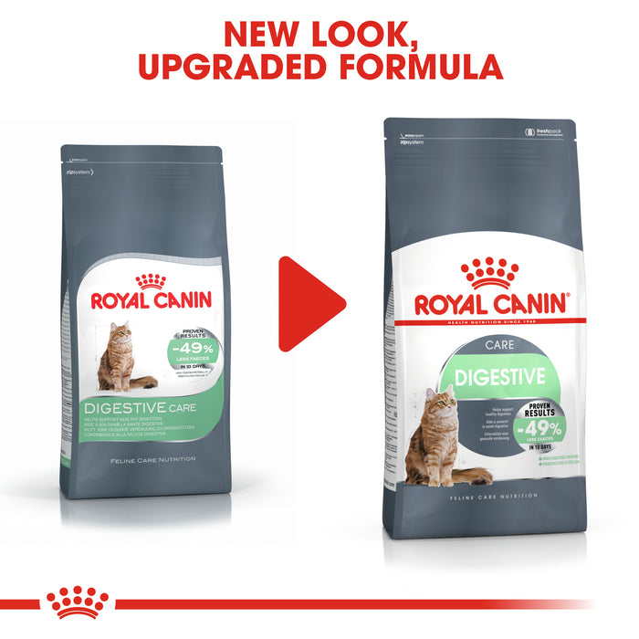 Royal Canin Adult Digestive Care Dry Cat Food - 4kg