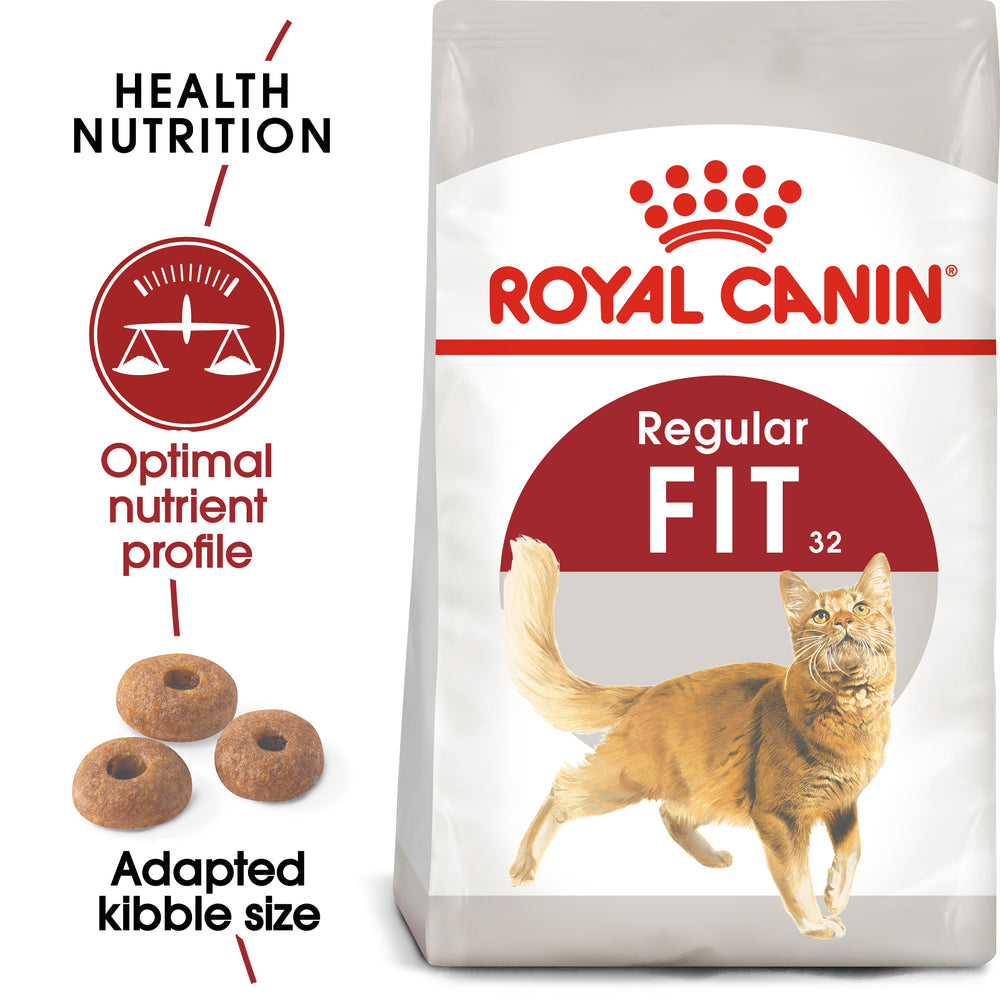 Royal Canin Adult Regular Fit 32 Dry Cat Food - 10kg