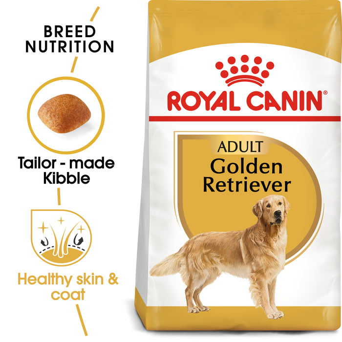 Royal Canin Adult Golden Retriever Dry Dog Food - 12kg