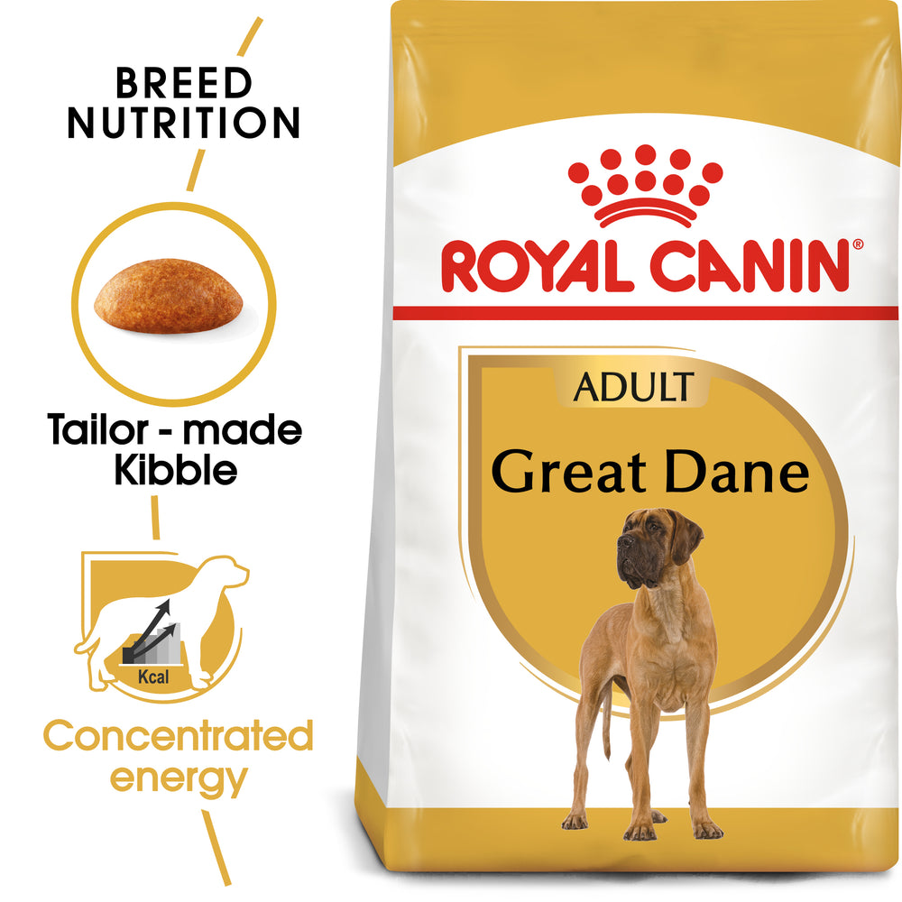 Royal Canin Adult Great Dane Dry Dog Food - 12kg