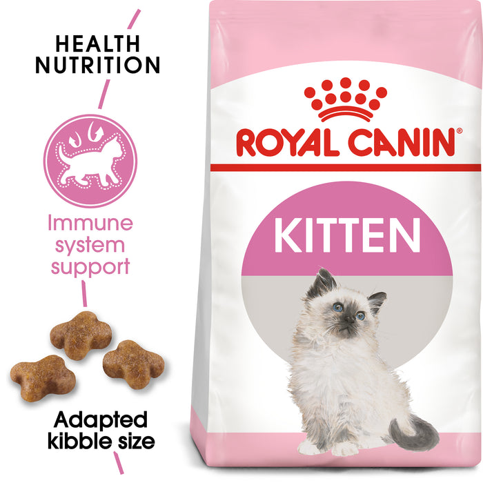 Royal Canin Kitten Dry Cat Food - 10kg