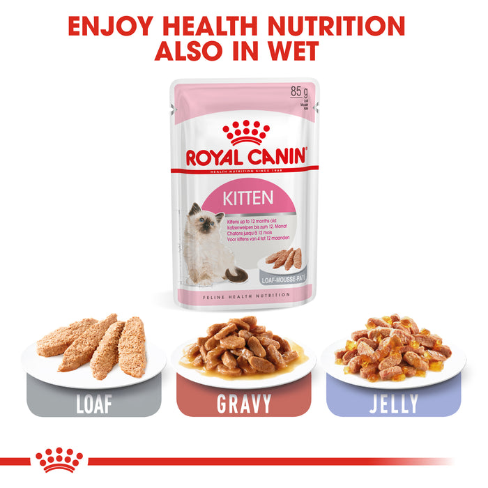 Royal Canin Kitten Dry Cat Food - 4kg