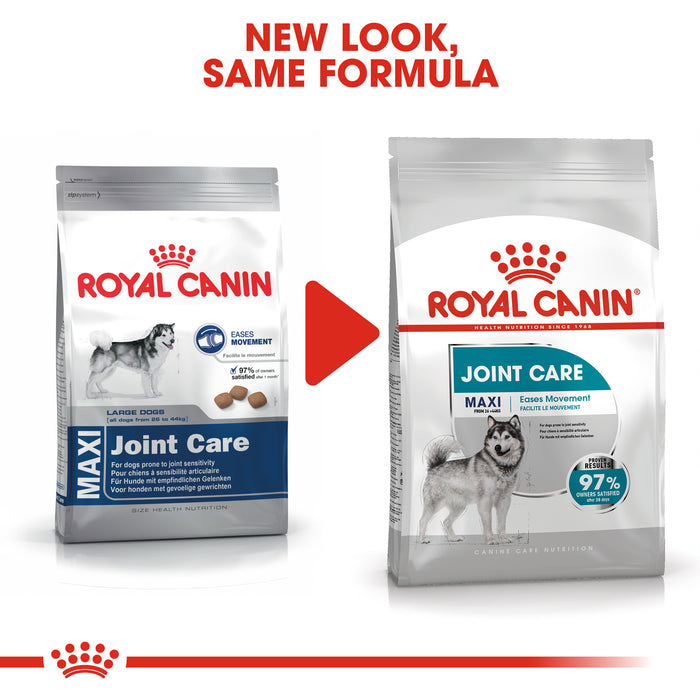 Royal Canin Maxi Joint Care Dry Adult Dog Food - 10kg