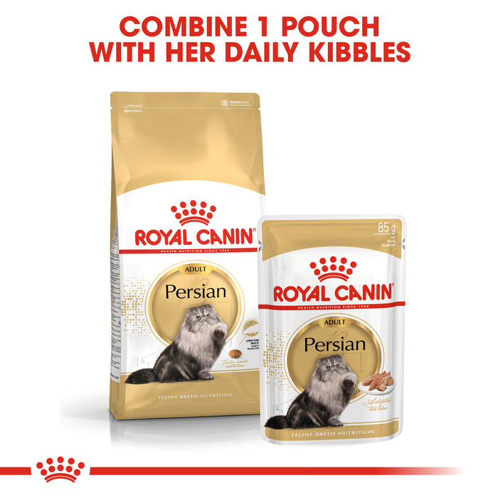 Royal Canin Persian Dry Adult Cat Food - 10kg